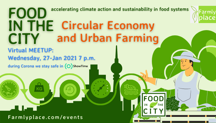 Circular Economy and Urban Farming